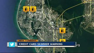 Skimmers found in 3 bay area gas stations during latest sweep