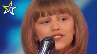 'America's Got Talent' Sensation, Grace VanderWaal, Called 'Next Taylor Swift' By Simon Cowell - Video