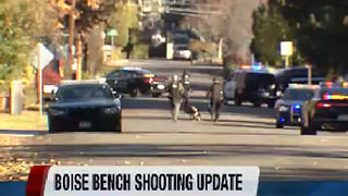 Boise Bench shooting update - Video