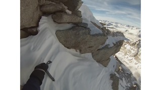 Climbing Mt Whitney in February - Video