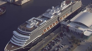 RAW VIDEO: 104 get sick on Tampa-bound cruise ship - Video