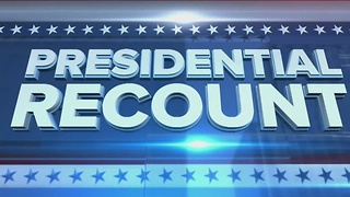 Wisconsin and Michigan Recount - Video