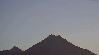 Mexico's Colima Volcano Spouts Off - Video