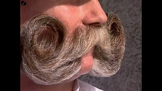 Beard And Moustache World Championship - Video
