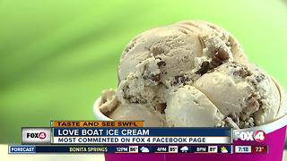 Love Boat Ice Cream in Fort Myers - Video