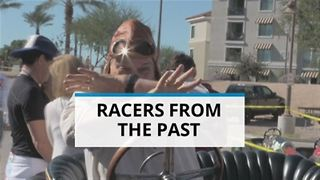 Roaring 20s races to Arizona Grand Prix - Video