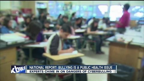 Tips for parents on monitoring cyberbullying