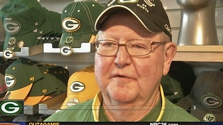Packers Fans Excitment - Video