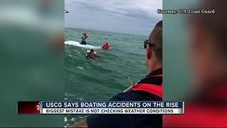 Despite warnings, Florida leads nation in boating accidents - Video