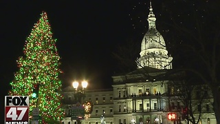Lansing amps up security for Silver Bells in the City - Video