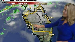 Rain Chances Return - Video
