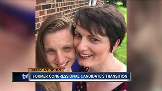 Speaker Paul Ryan former election challenger undergoes gender-transition process - Video
