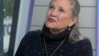 'Star Wars' star Carrie Fisher suffers 'massive heart attack' on flight, report says - Video
