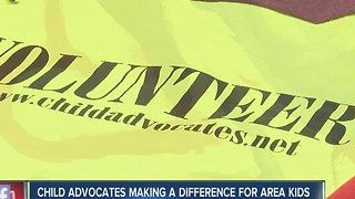 Child Advocates making a difference for area kids - Video