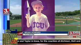 TCU keeps Micah's memory alive through College World Series - Video