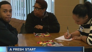 'New Year, Fresh Start' aims to help young adults gain employment, clear criminal record - Video