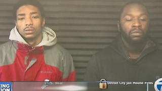 Two men charged in deadly gas station shooting - Video
