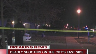 Man shot, killed on city's far east side - Video