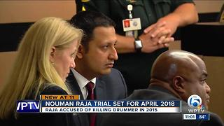 Nouman Raja trial in Corey Jones case delayed until April 2018 - Video