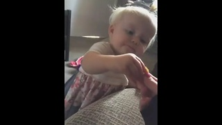 Toddler tries jalapeno pepper for first time - Video