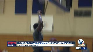 Harris Athletics Basletball Camp - Video