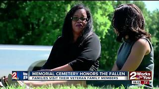 Memorial Park Cemetery celebrates Memorial Day in Style - Video