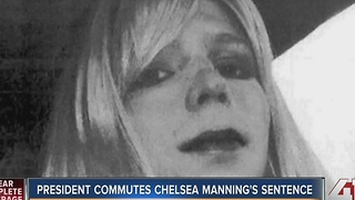 Obama commutes Chelsea Manning's sentence - Video