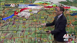Jeff Penner Saturday Morning Forecast Update 6 10 17 - Video