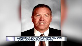Michigan elementary school principal killed severely handicapped son, self - Video