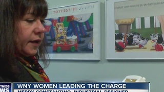 WNY Women Leading the Charge: Merry Constantino