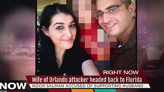 Pulse survivor's family reacts to wife of gunman's arrest - Video