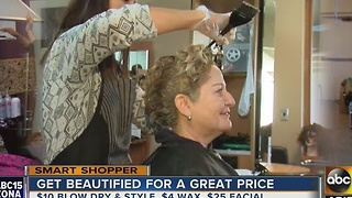 A salon is offering holiday makeover deals at its 3 Valley locations - Video