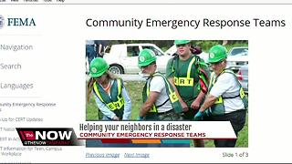 Helping your neighbors in a disaster