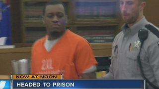 Man sentenced to 30 years in prison for shooting death of Laylah Petersen - Video
