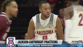 Jackson-Cartwright resumes practice - Video