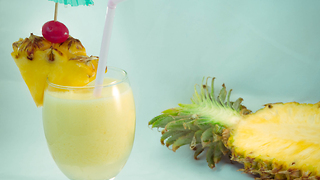 Pina Colada | Tropical Cocktail Recipe  - Video