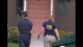 FBI searches Isabella Hellman's home - Video