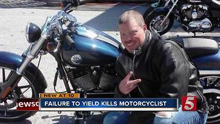 Family Urges Drivers To Pay Attention After Father Killed In Motorcycle Crash - Video