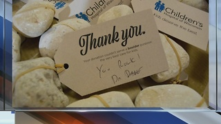 Nordstrom Matches $50,000 in Rocks for a Reason Donations - Video