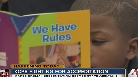 KCPS fighting for accreditation