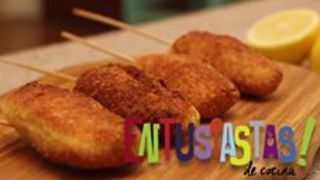 Pinchos de pollo! - Video