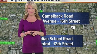 Weekend Travel Alert: December 2-5 - Video