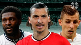 Transfer Talk | Zlatan Ibrahimović to Manchester United?