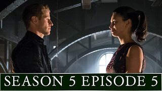 "Gotham Aftershow Season 3 Episode 5 ""Mad City: Anything For You"""