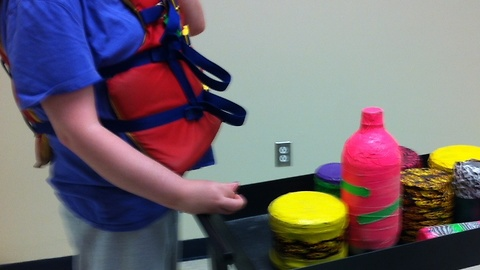 Sensory-Motor Activities for Individuals with Autism