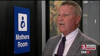 Eppley airfield adds mothers rooms - Video