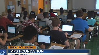 Foundation hopes to bring art, driver's ed back to MPS - Video