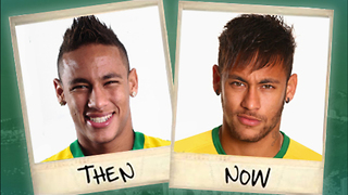 2014 World Cup Soccer Stars - Then and Now! - Video
