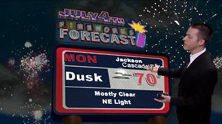 Dustin's Forecast 7-3 - Video