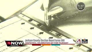 Jackson County Board of Elections reflects on 100 years of service - Video